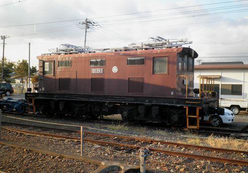 岳南鉄道ED29 1