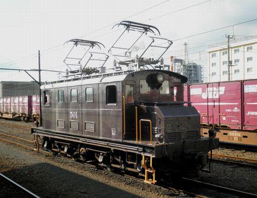 岳南鉄道ED501・3