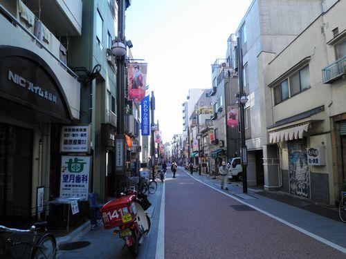 品川宿(北品川宿)