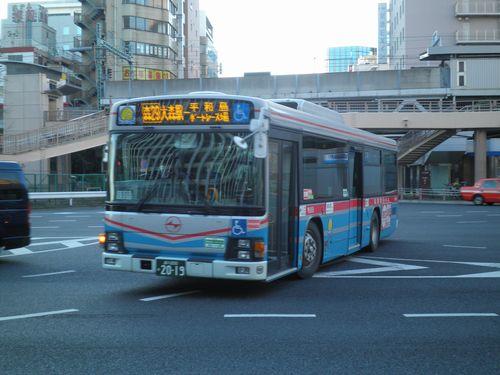 京急バス(大森海岸駅前)