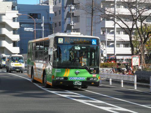 都営バス(品川区・鮫洲公園前)
