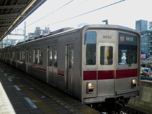 東武9101F・2