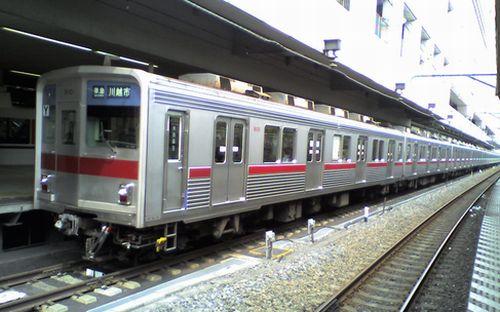 東武9101F・1(2009年4月4日・池袋)