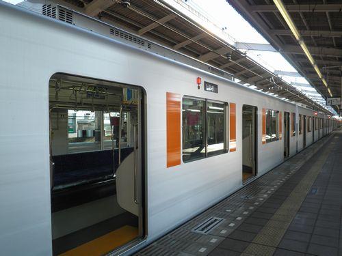 東武51076F・側窓