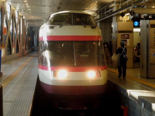 小田急10000形HiSE・1