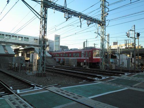 京急子安駅