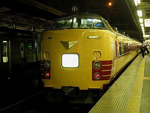 新ニイ485系「ホームライナー鴻巣3号」(2012年3月1日)・1