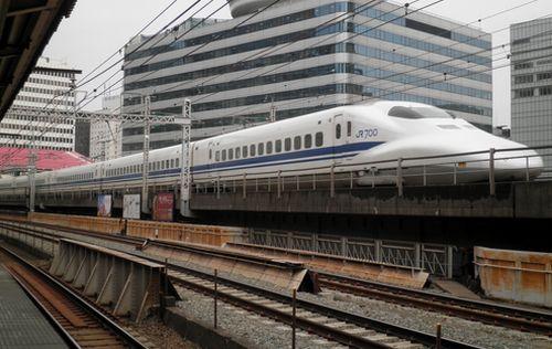 JR西日本700系B編成