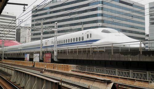 JR西日本700系C15編成(JR東海から移籍)