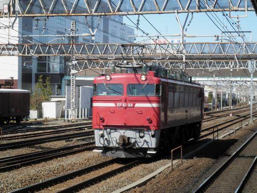 EF81 98(田)(馬橋)