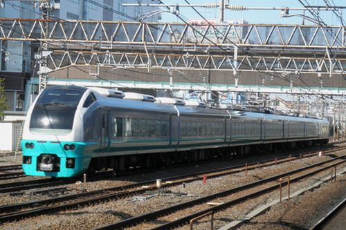 E653系「フレッシュひたち」(馬橋・2)