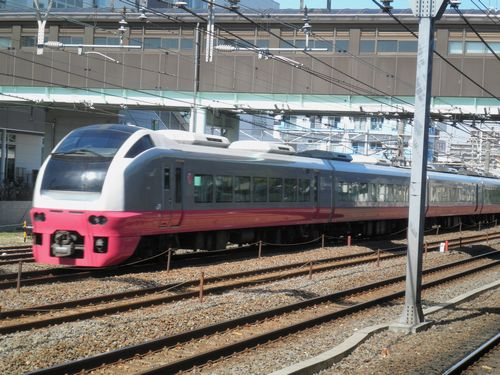 E653系「フレッシュひたち」(馬橋・1)
