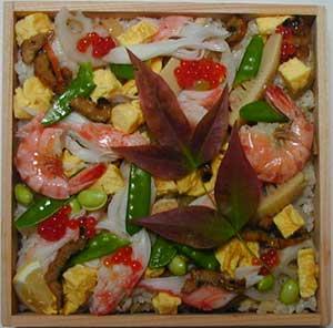 8May2008ちらし寿司2