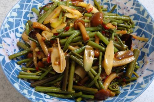 山菜のナムル