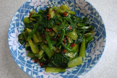 081231-030小松菜とほうれん草のナムル(縮小)