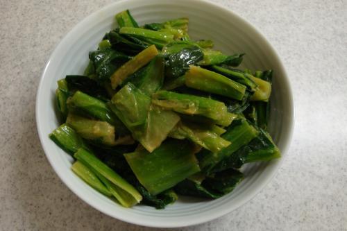 090124-040小松菜のからし醤油和え(縮小)
