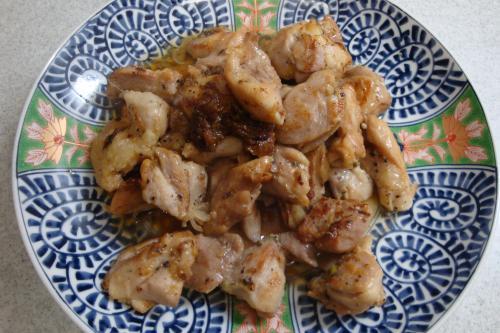 090228-011鶏もも肉のねぎ塩炒め(縮小)