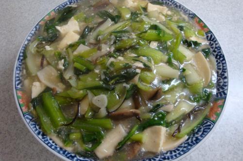 090228-021豆腐と野菜の炒め煮完成(縮小)