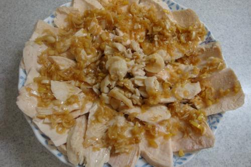 090411-020茹で鶏のねぎソースかけ(縮小)