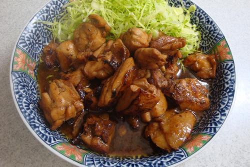 090517-010鶏肉の照り焼き(縮小)