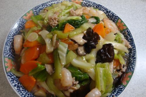 090705-010豚肉海老野菜のうま煮(縮小)