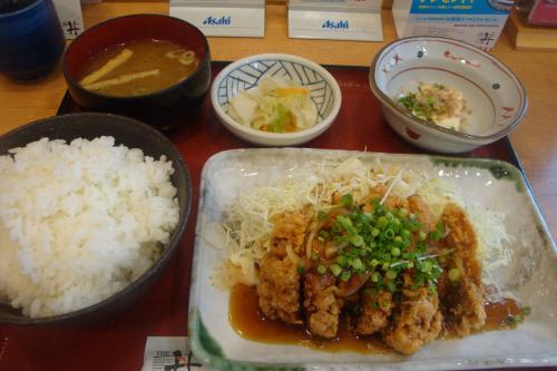 090812-チキン南蛮定食(縮小)
