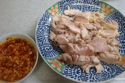 090829-010茹で鶏肉のねぎソース(縮小)