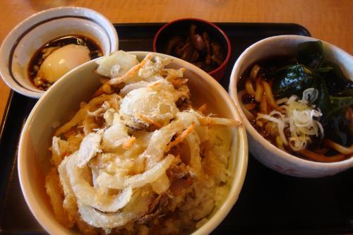 090906-1かき揚げ丼うどんセット(縮小)