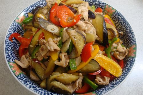 090912-010豚肉と野菜の炒め(縮小)