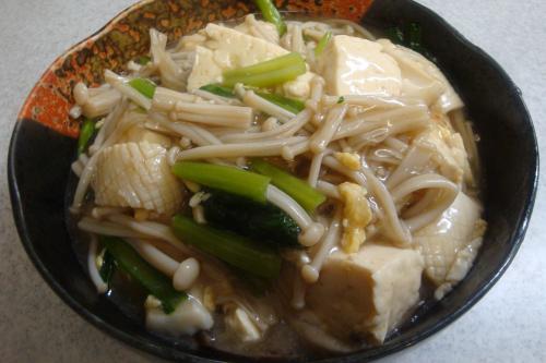 090927-030豆腐のいかきのこ餡(縮小)