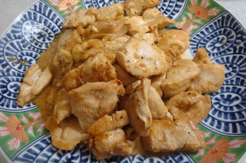 091017-010鶏胸肉のねぎ味噌マヨ焼き(縮小)