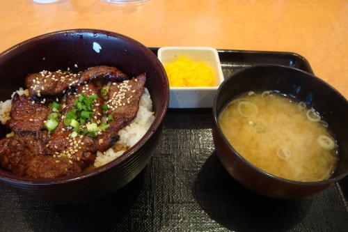 091014-1焼肉カルビ丼(縮小)