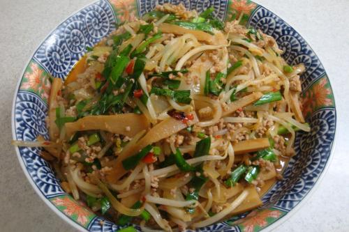 091123-010挽肉と野菜の炒め(縮小)