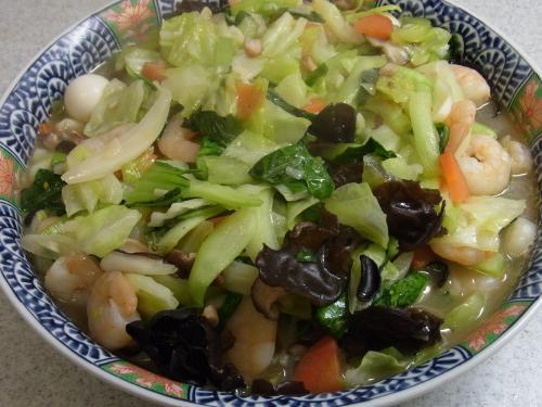 111127-020海老と野菜の炒め(S)