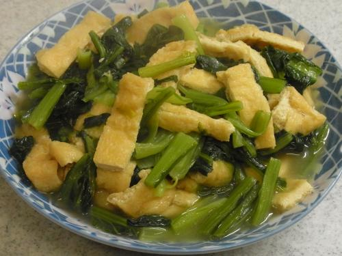 120317-030油揚げと小松菜の煮物(S)