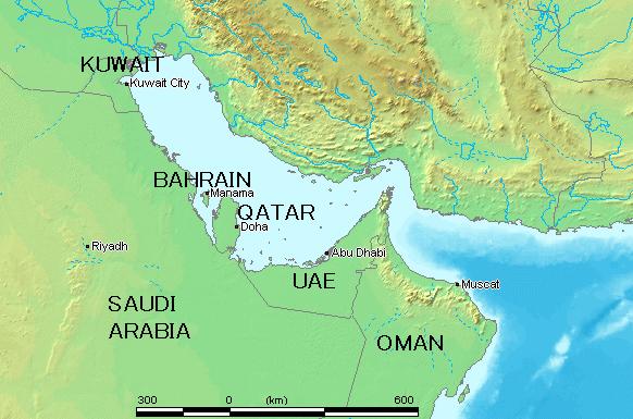 GCC_Map