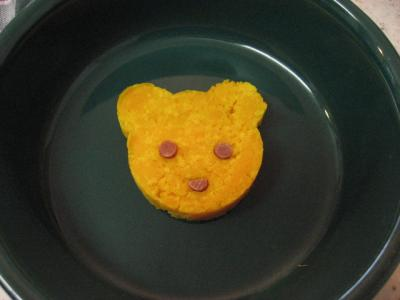 かぼちゃくま