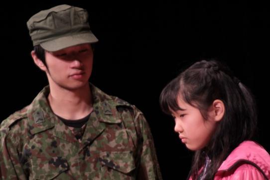 千佳と佐藤