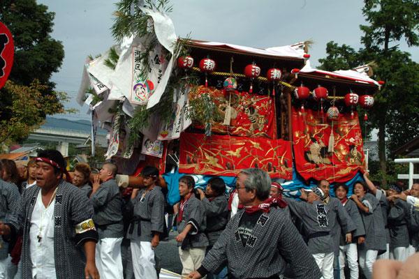 隅田八幡宮秋祭り2