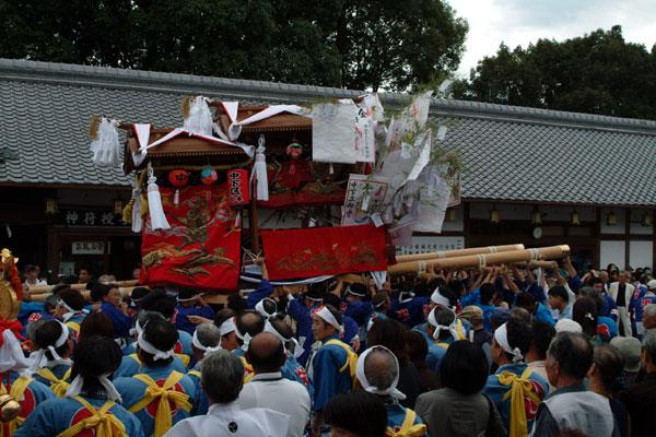 隅田八幡宮秋祭り3