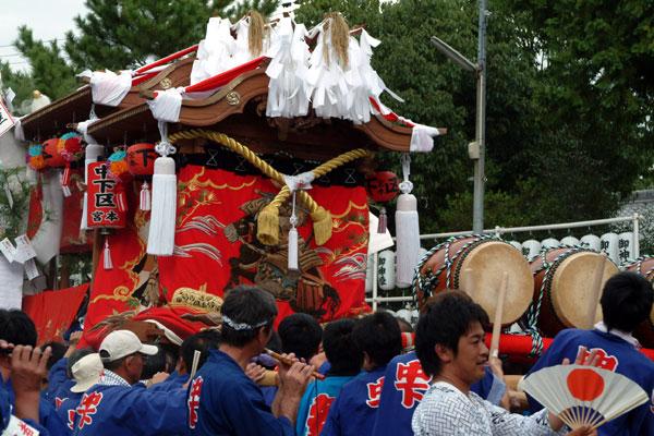 隅田八幡宮秋祭り4