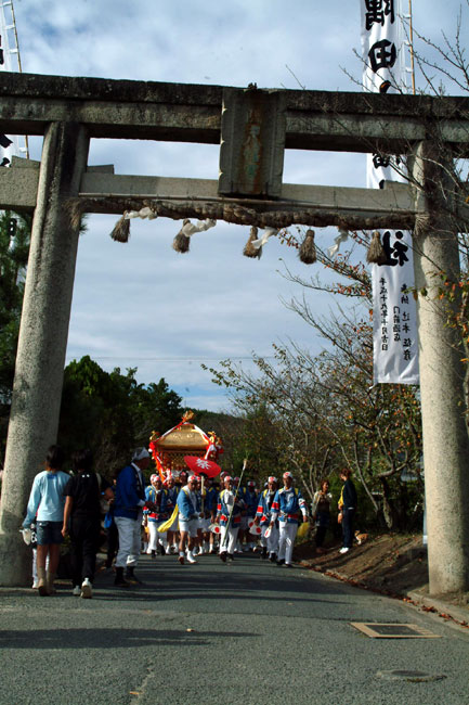 隅田八幡宮秋祭り8