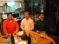 吉成と広瀬さん、佐々木さん