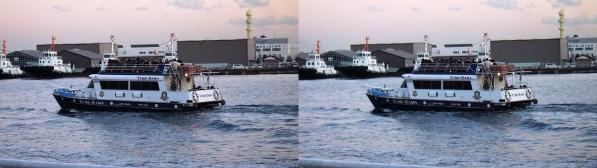 横浜臨港パーク③(平行法)