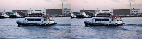横浜臨港パーク③(交差法)