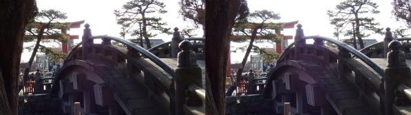 鶴岡八幡宮⑤(平行法)