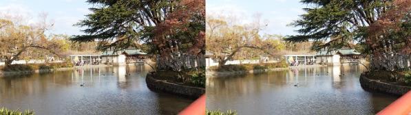鶴岡八幡宮⑥(平行法)