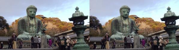鎌倉大仏④(平行法)