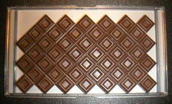 明治ミルクチョコレートパズルM9