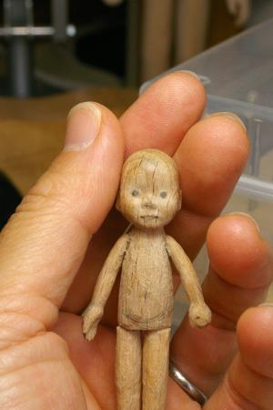 小さい木の子